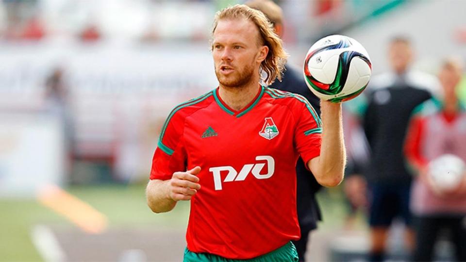 Денисов может сменить «Локомотив» на «Фенербахче»