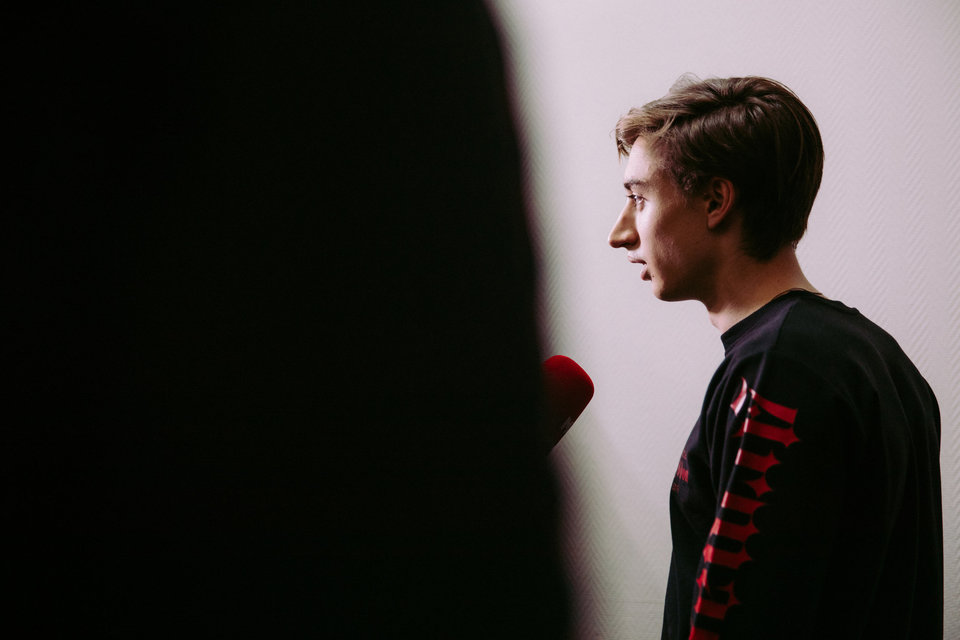 Даниил Дубов: «Против Инаркиева я не нервничал, мне просто хотелось спать»