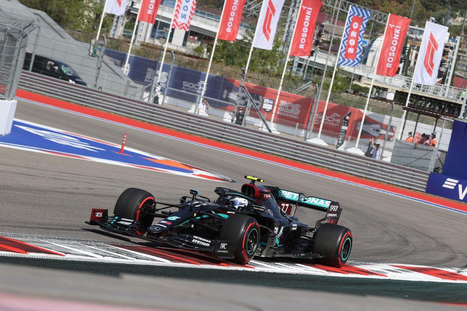 Спрос на билеты Гран-при России 2021 года вырос в три раза