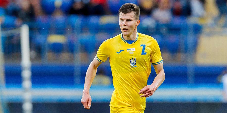 Украинский футболист терял сознание перед стартом Евро-2020