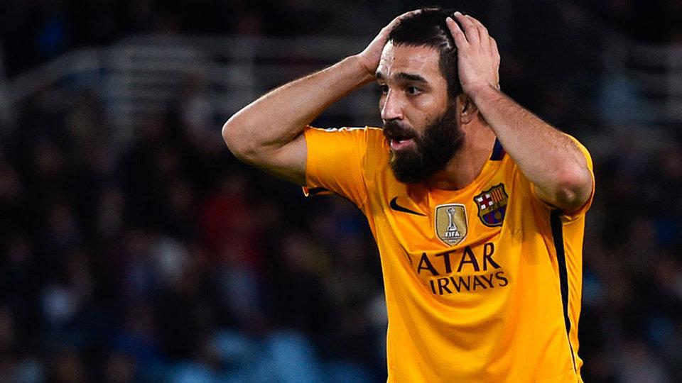 «Галатасарай» готов заплатить 4 миллиона «Барселоне» за аренду Турана