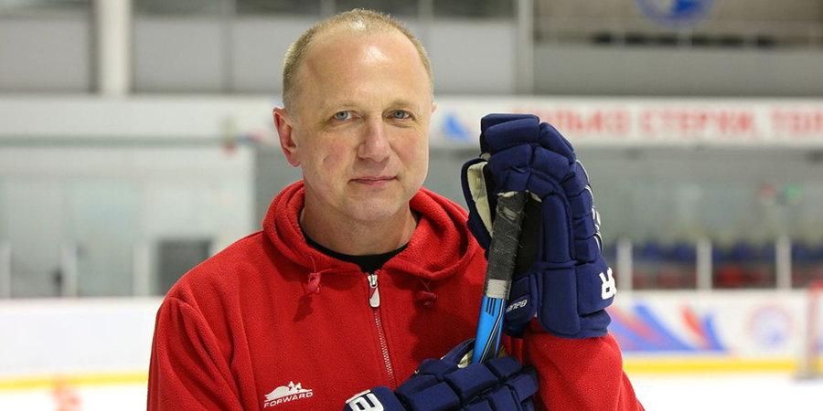Немчинов может вновь стать спортивным директором «Адмирала»