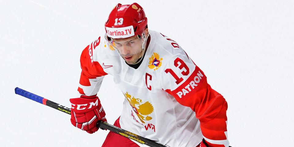 Павел Дацюк: «Здорово, что в сборной идет курс на омоложение»