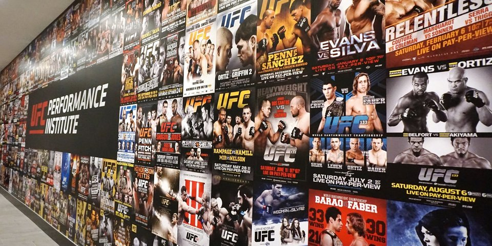 Ринг - специально для МакГрегора. UFC построила ультрасовременный институт для подготовки бойцов