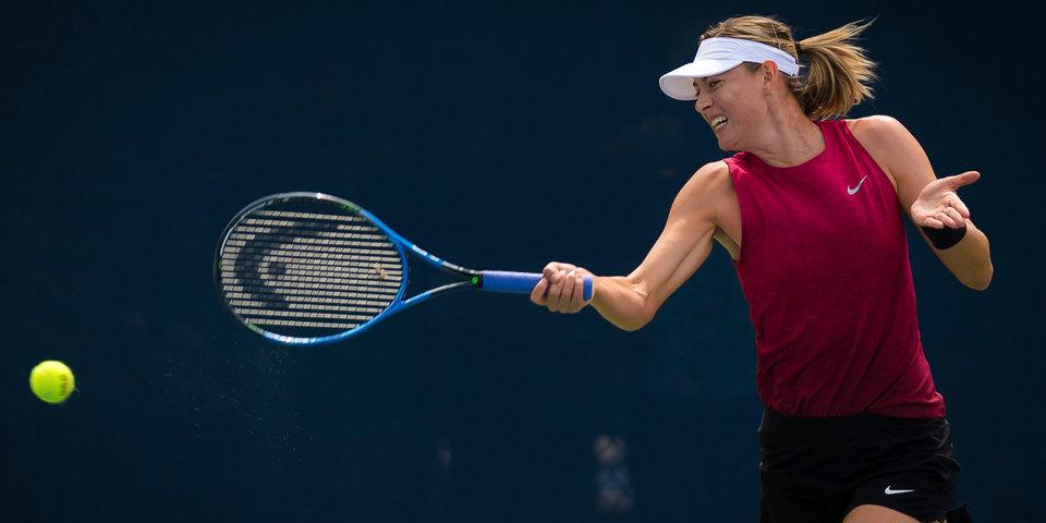 Шарапова узнала соперницу по первому кругу Australian Open