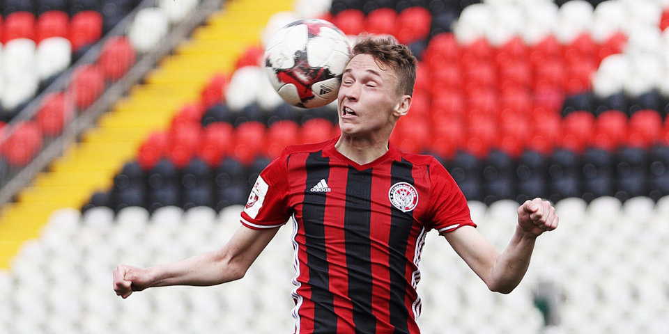 «Амкар» потерпел второе поражение на старте молодежного первенства