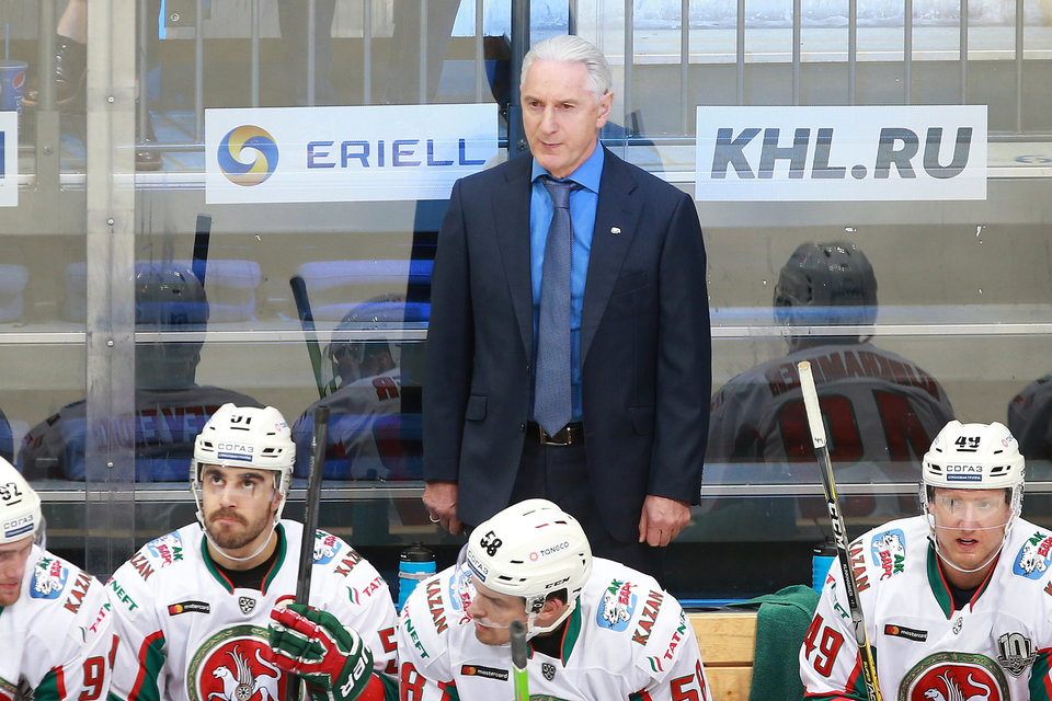 Зинэтула Билялетдинов: «Многие хоккеисты «Ак Барса» играли под уколами и не жалели себя»