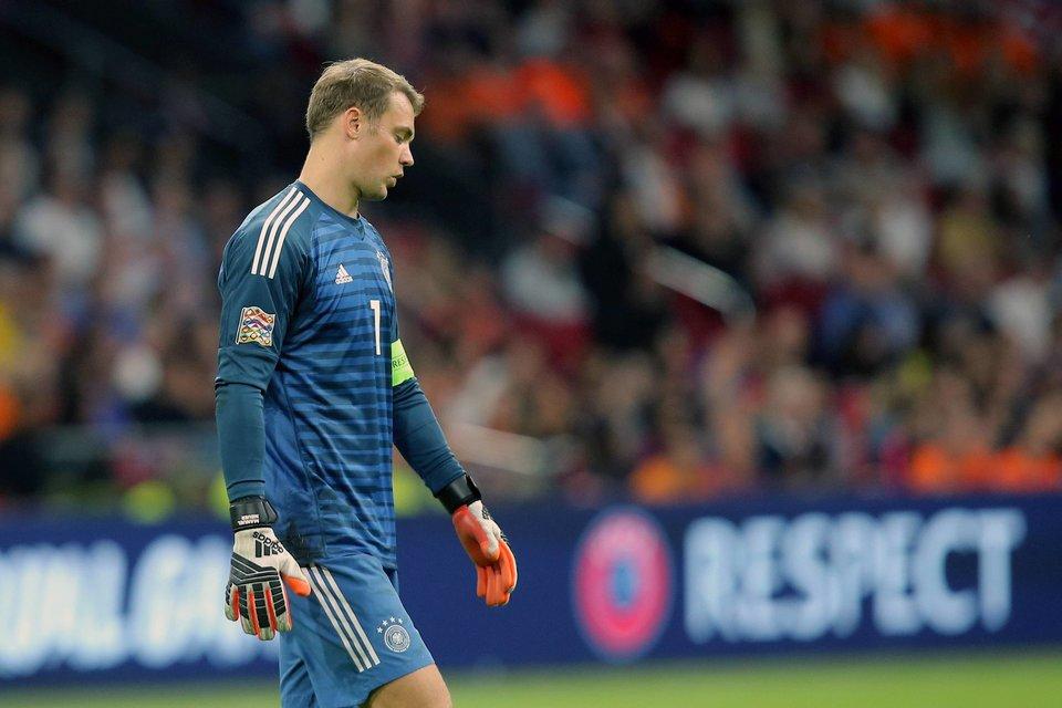 Мануэль Нойер: «Бавария» еще не первая, в этом сезоне все возможно»