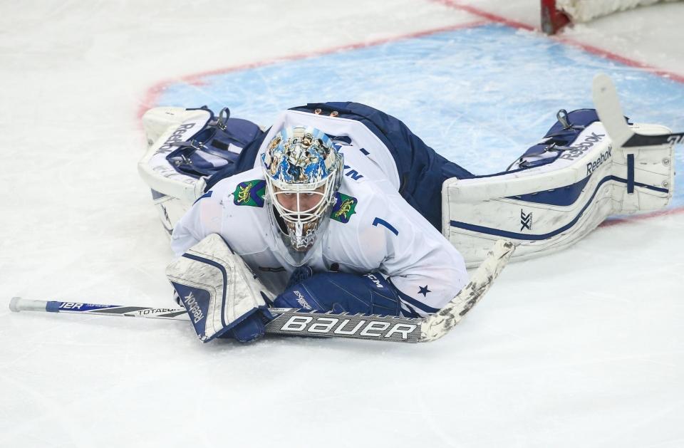 Сразу 5 главных игроков покинули «Адмирал»— Хоккей сшайбой