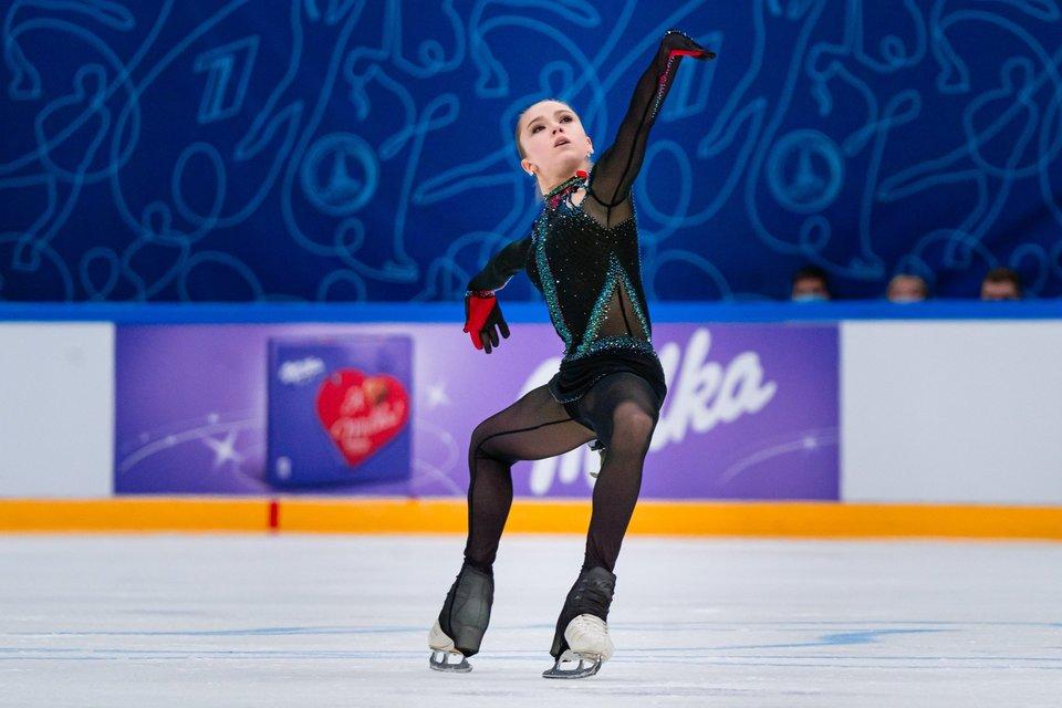 «Странно читать, что я — главная надежда Пекина». Валиева — об Олимпиаде-2022