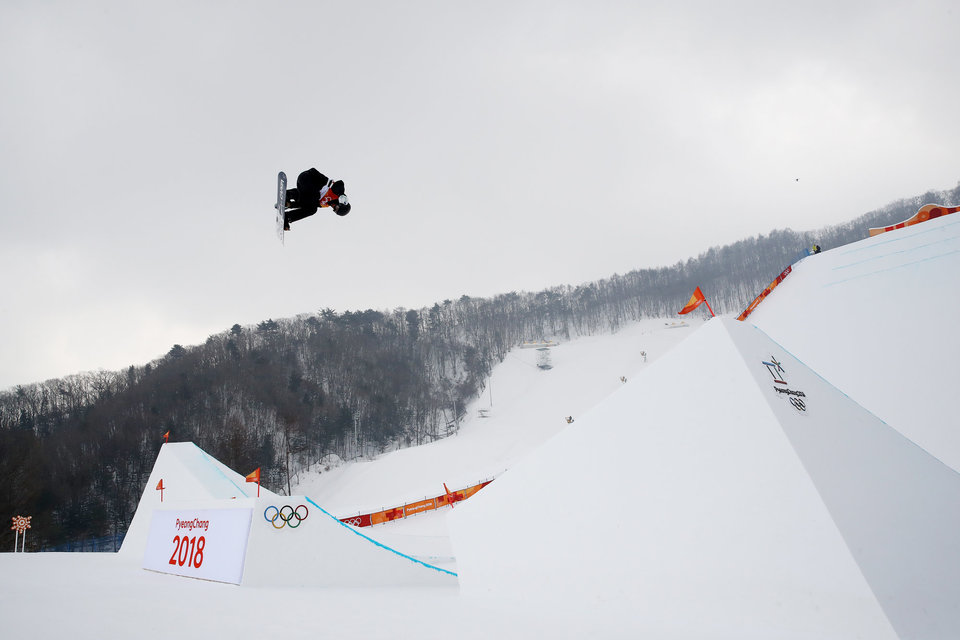 Сноубордист Хадарин не прошел квалификацию в слоупстайле на ОИ