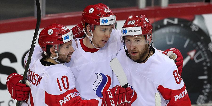 Павел Карнаухов: «Швейцарцы ошиблись, и мы своего шанса не упустили»