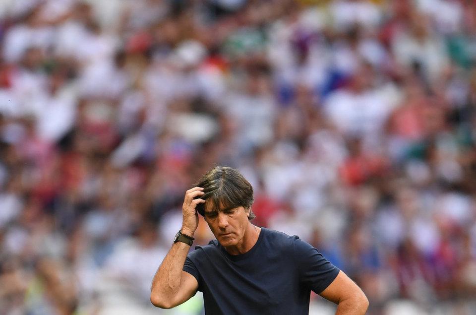 Йоахим Лев: «Я виноват, что сборная Германии не показала нужного настроя на ЧМ»