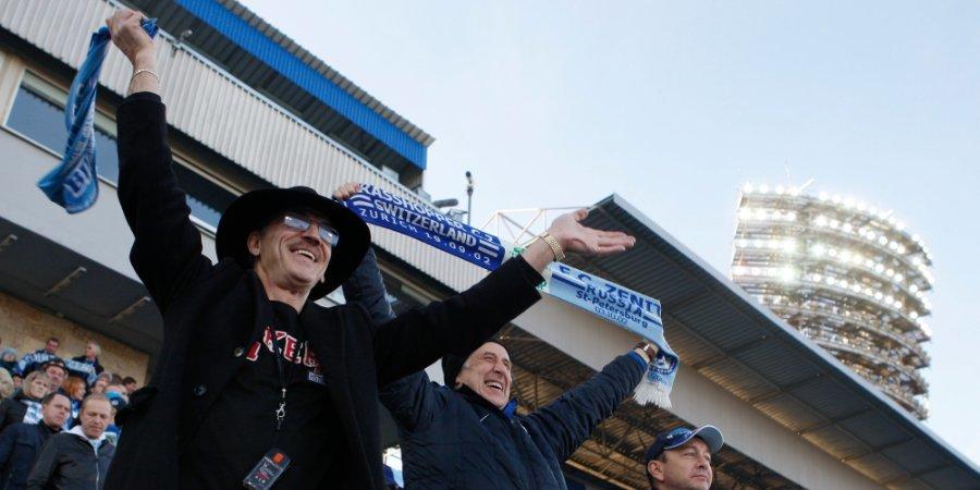 Михаил Боярский: «Пригласят ли «Зенит» в Суперлигу? Куда он денется»