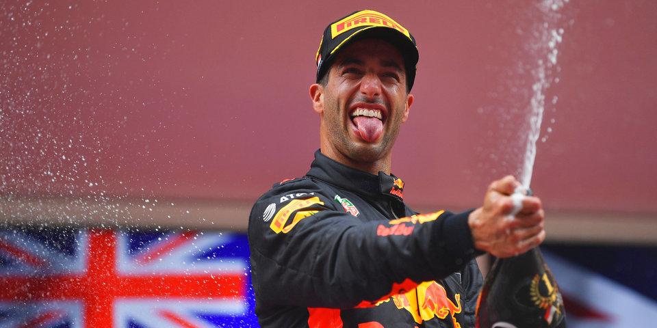 «Формула-1» представила топ-10 обгонов в сезоне-2018