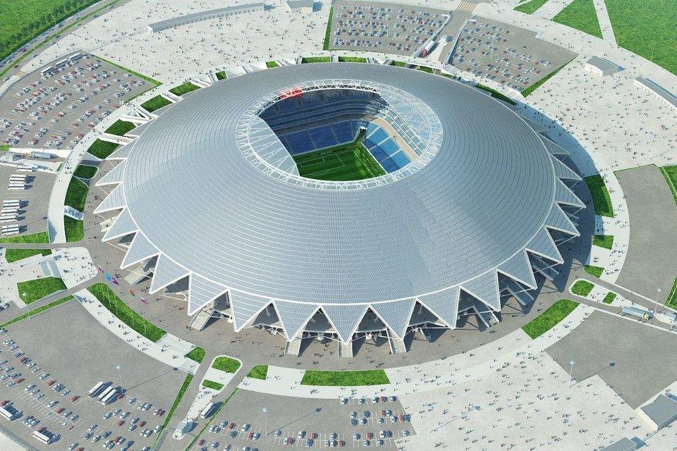 Владимир Путин: «Нужно продумать эффективное использование стадиона в Самаре, построенного к ЧМ»
