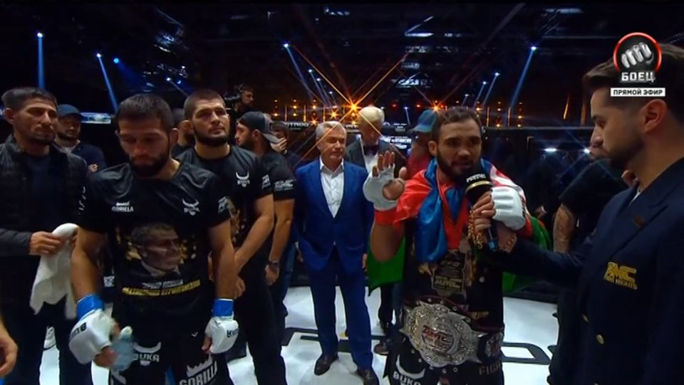 Аббасов победил Завурова в главном бою турнира памяти Абдулманапа Нурмагомедова. Это последний бой Завурова в карьере
