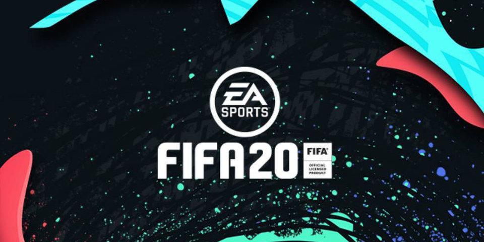 Продажи FIFA 20 выросли на 226% из-за «Черной пятницы»