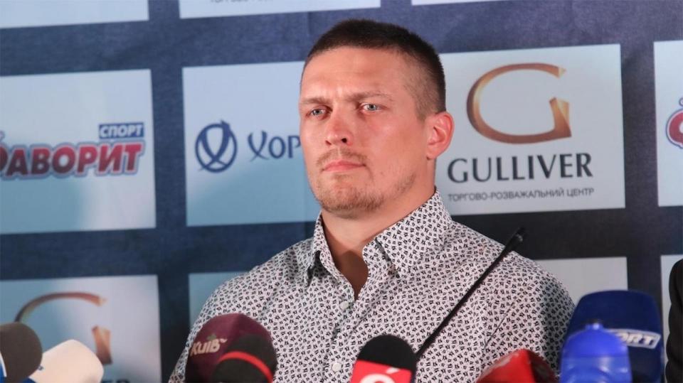 Экс-тренер Усика: «Александр называл меня своим отцом, но всё изменилось после того, как он стал чемпионом мира»