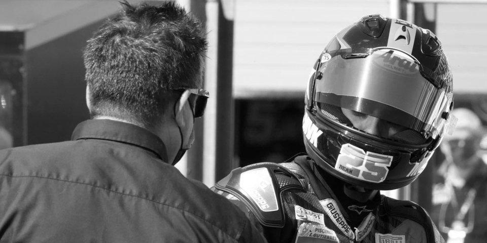 15-летний испанский мотогонщик погиб после аварии на соревнованиях