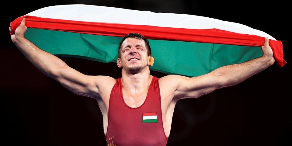 Венгр Лёринц стал олимпийским чемпионом по греко-римской борьбе в весе до 77 кг