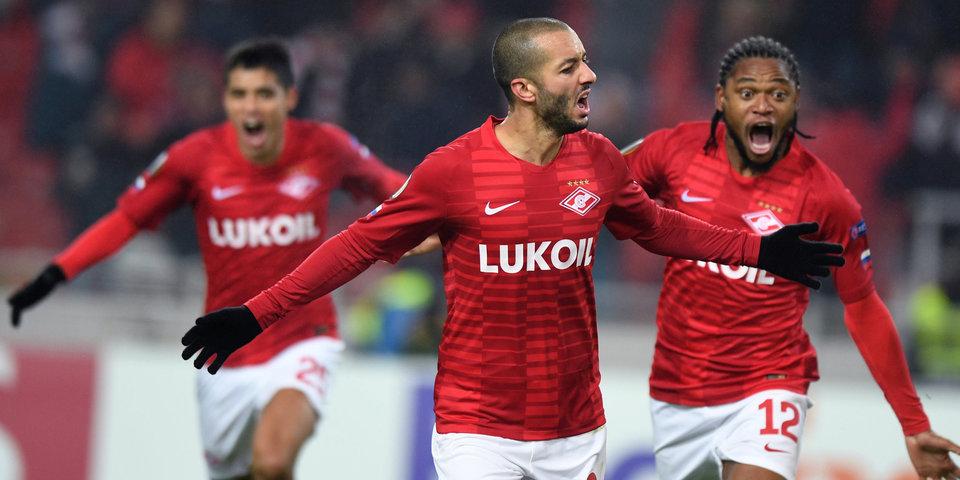 Два мяча за две минуты принесли «Спартаку» победу в первом матче при Кононове
