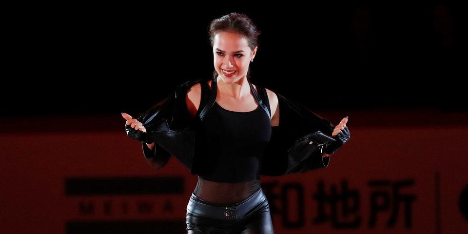 Алена Леонова: «Загитова даже простые прыжки делает с особенным шармом»