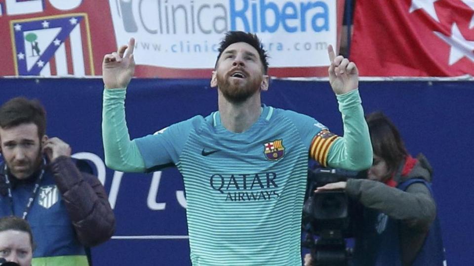Гол Месси принес «Барселоне» победу над «Атлетико» в Мадриде