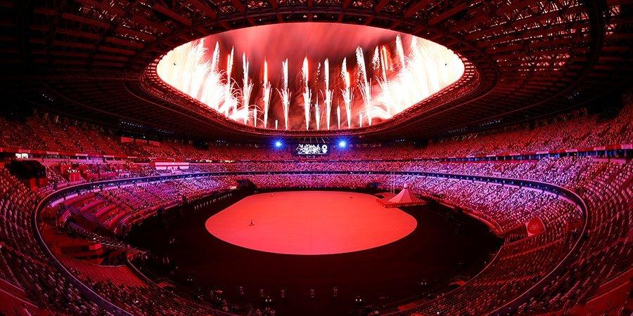 Стартовала церемония открытия летних Олимпийских игр в Токио