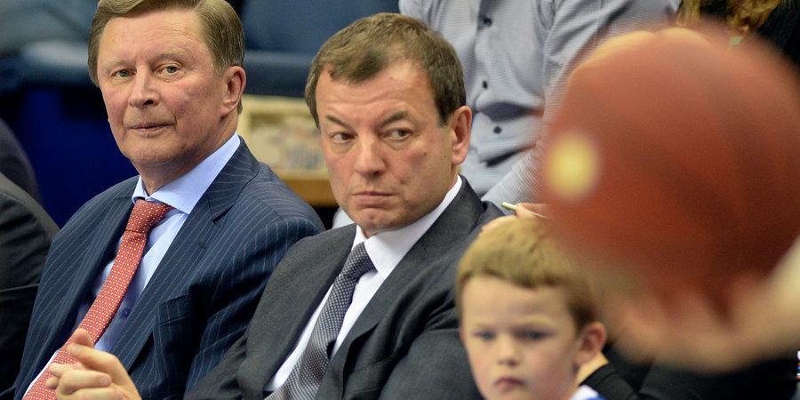 Следующий Матч звезд Единой лиги ВТБ снова пройдет на «Динамо»