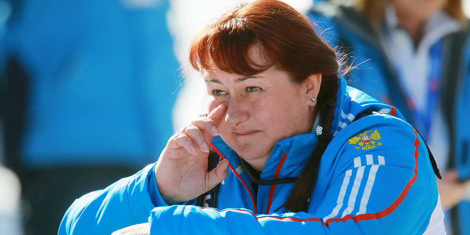 «Я просто счастлива». Вяльбе не сдержала слез после серебра российских лыжниц на ЧМ