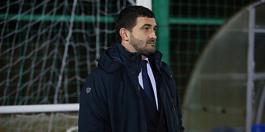 Гендиректор «Нижнего Новогрода» Измайлов: «В ближайшее время определимся с тренером»