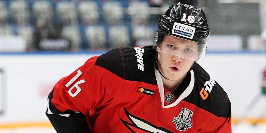 Денис Зернов: «Чтобы ехать в НХЛ, недостаточно одного хорошего сезона»
