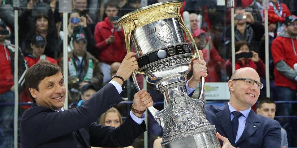 Определились все пары 1-го раунда Кубка Гагарина