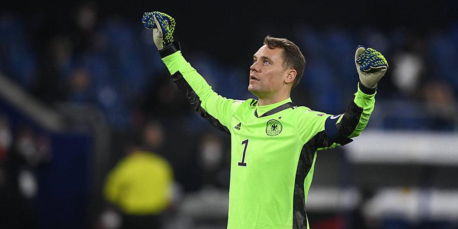 СМИ: Нойер подпишет новый контракт с «Баварией»