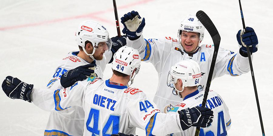 Президент КХЛ: «Барыс» не собирается отказываться от участия в чемпионате»