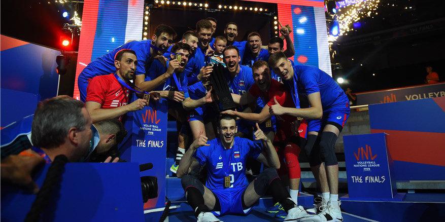 Всероссийская федерация волейбола поставила задачу перед мужской сборной на ЧМ