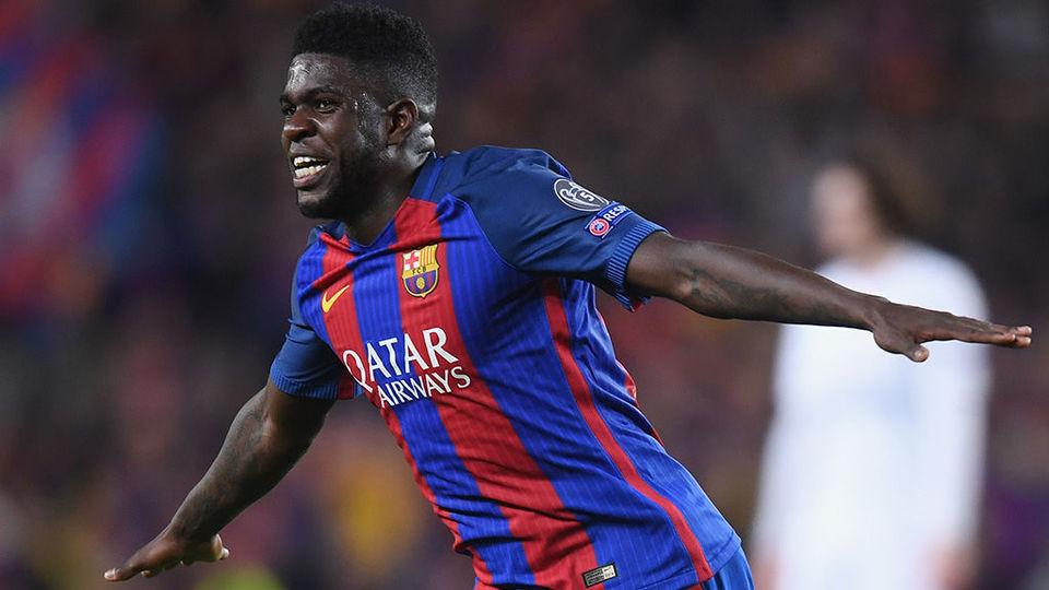 Защитник «Барселоны» пропустит три недели из-за травмы