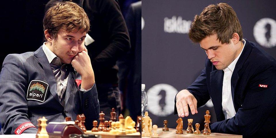 Карякин – Карлсен: что нужно знать о лучших умах мирового спорта?