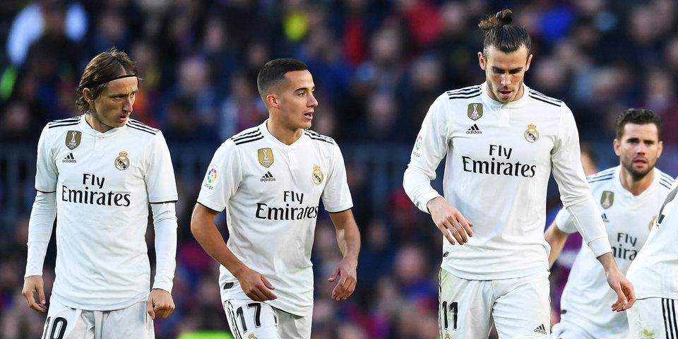 «Реал» догнал четверку лидеров примеры после победы над «Валенсией»