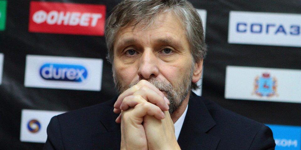 Йозеф Яндач: «Мы готовились играть на маленькой площадке, но первую половину матча мы не были готовы»