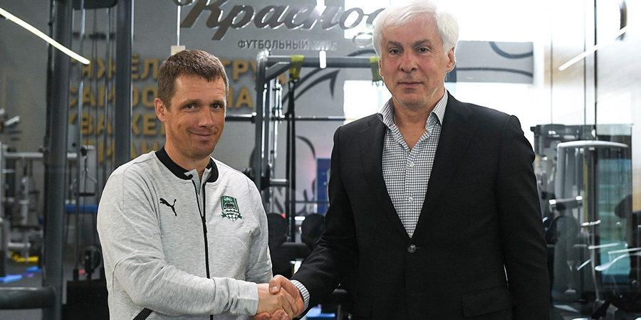 Генич первым рассказал о Ганчаренко в «Краснодаре» — еще до ухода тренера из ЦСКА. Как он это сделал и что думает о назначении?