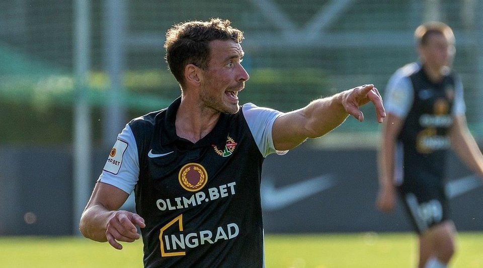 Игорь Лебеденко: «Советую молодым пацанам уезжать. Люблю наш футбол, но настоящий футбол в Европе»