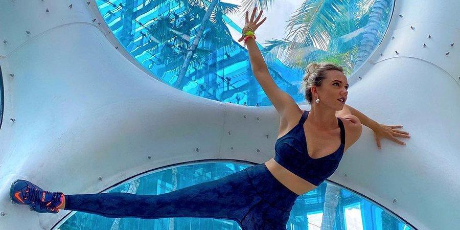 Кристина Макушенко: «В США в синхронном плавании всех пичкают таблетками и нет такого понятия, как диета»