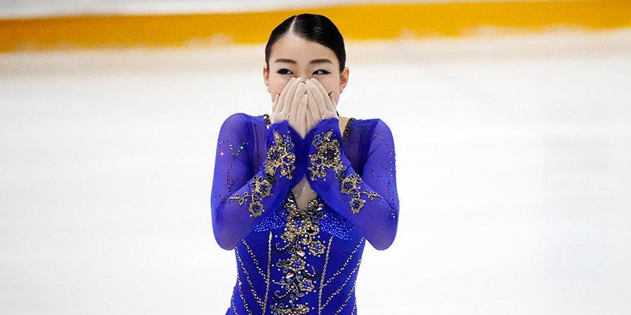 Рика Кихира не хочет проигрывать российским фигуристкам. Зачем ей нужен тренер Медведевой?