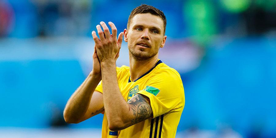 Шведский нападающий «Краснодара» провел первую полноценную тренировку в команде