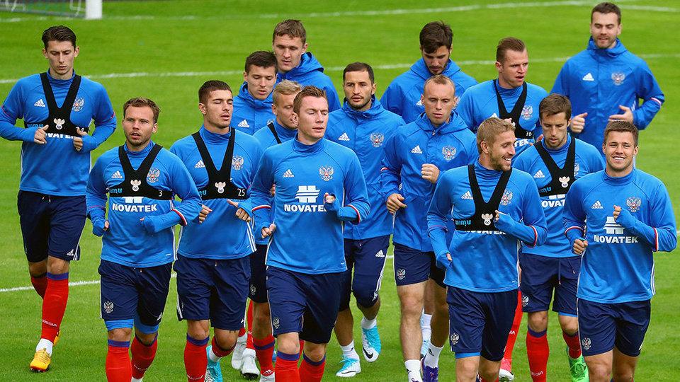 Россия - Чили: спецэфир и прямая трансляция матча!