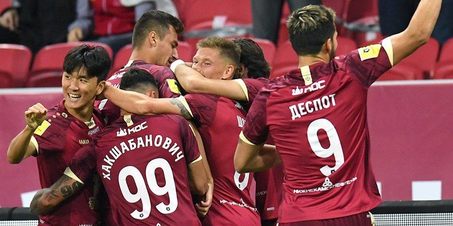 «Спартак» проиграл матч открытия сезона РПЛ впервые за 10 лет