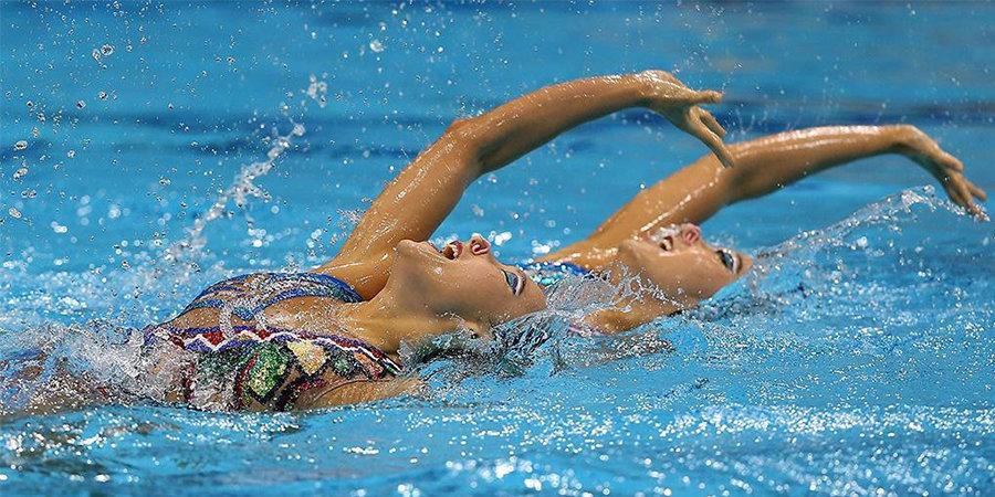 Российские синхронистки не выступят в комбинации на чемпионате Европы