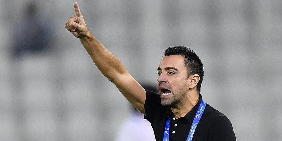 СМИ: Хави и Мартинес претендуют на пост главного тренера «Барселоны»